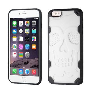 Insten Skullcap Hard Snap-on Case Cover for Apple iPhone 6 Plus/ 6s Plus