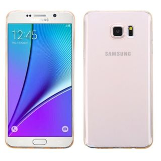 Insten TPU Rubber Candy Skin Case Cover for Samsung Galaxy Note 5