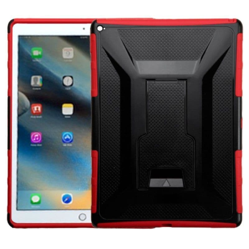 Insten Hard PC/ Silicone Dual Layer Hybrid Case Cover wit...