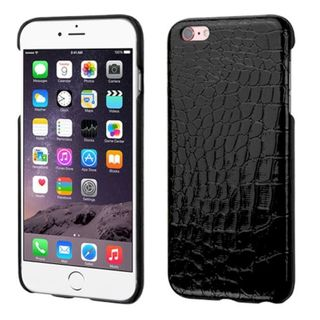 Insten Crocodile Skin Hard Snap-on Skin Case Cover for Apple iPhone 6 Plus/ 6s Plus