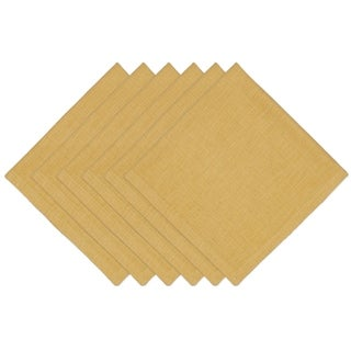 Honey Mustard Tonal Napkin (Set of 6)
