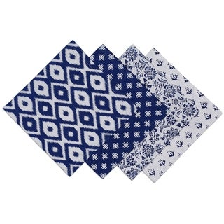 Indigo Prints Napkin (Set of 4)