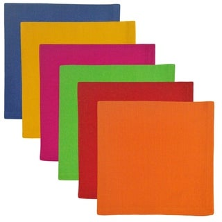 Primary Napkin Set (Set of 6)