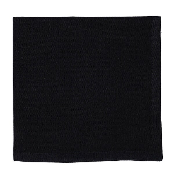 Black Napkin (Set of 6)
