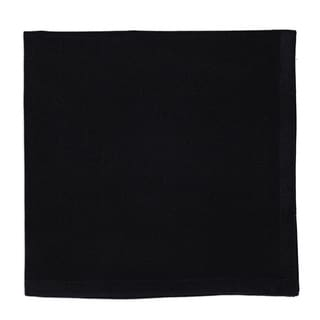 Black Napkin (Set of 6)