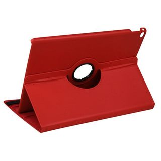 Insten Swivel Leather Case Cover with Stand for Apple iPad Pro