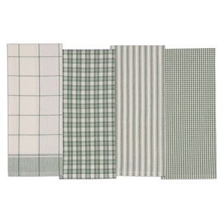 Sage Dishtowel Set