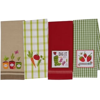 Pea Patch Dishtowel Set