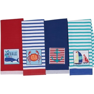 Nauti Summer Dishtowel Set