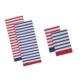 Nauti Stripe Dishtowel Set