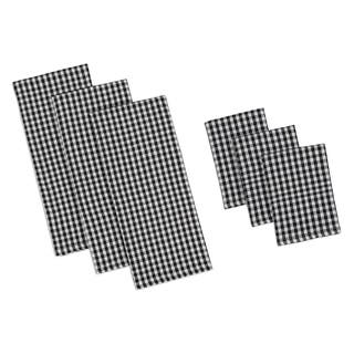 Black Check Heavyweight Dishtowel Set|https://ak1.ostkcdn.com/images/products/11503328/P18455063.jpg?impolicy=medium