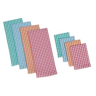 Summer Checks Heavyweight Dishtowel Set