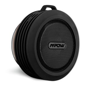 Mpow Buckler Portable Wireless Bluetooth Speaker, Waterproof /Shockproof/Dustproof , Shower