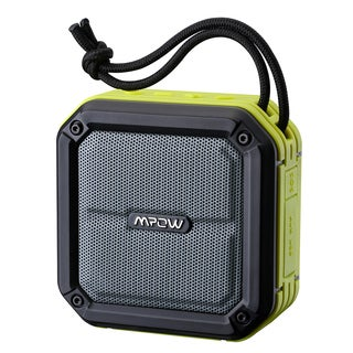 Mpow AquaPro Portable Wireless Bluetooth Speaker with SOS Emergency Alert and Waterproof Shockproof Dustproof for Outdoor