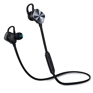 Mpow Wolverine Bluetooth 4.1 Wireless Sports Headphones In-ear Running Jogging Stereo Earbuds Headsets, Silver