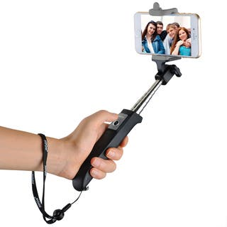 Mpow iSnap Y One-piece Portable Self-portrait Monopod Extendable Selfie Stick with built-in Bluetooth Remote Shutter..|https://ak1.ostkcdn.com/images/products/11504630/P18456145.jpg?impolicy=medium