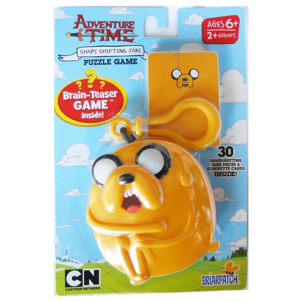 Briarpatch Adventure Time Shape-Shifting Jake Puzzle Game