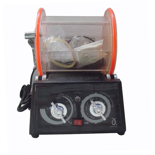 3 Kilo Rotary Tumbler, 110 volts for Jewelry/rocks Finishing(tm101)