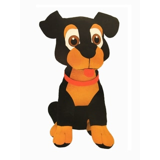 Classic Toy Company Roscoe the Rottweiler Plush
