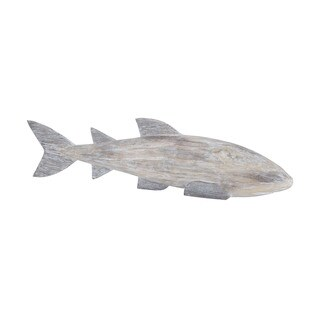 Dimond Home Cocos Island Wooden Whale