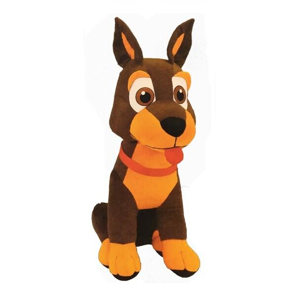 Classic Toy Company Domingo the Dog Plush Toy