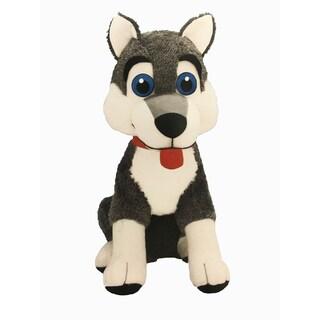 Classic Toy Company Hiram the Husky Plush Toy