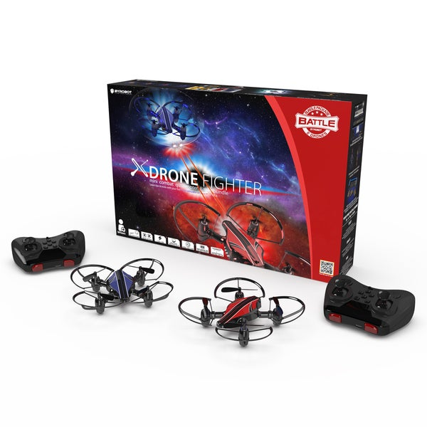 Byrobot Ultimate Fighter 2 Drone Fighter and Power Pack