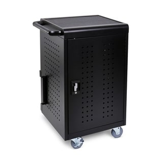 Offex 30 Tablet Computer Charging Station - Black