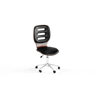 Porthos Home Vivien Adjustable Office Chair