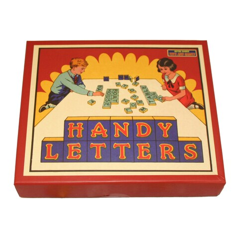 Handy Letters Game