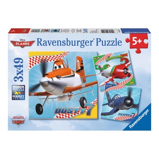 Disney Planes - Dusty and Friends: 3x49 Pcs