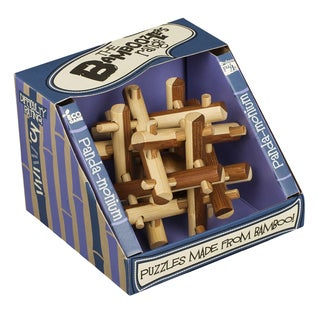 Professor Puzzle Bamboozlers - Panda-monium: Medium