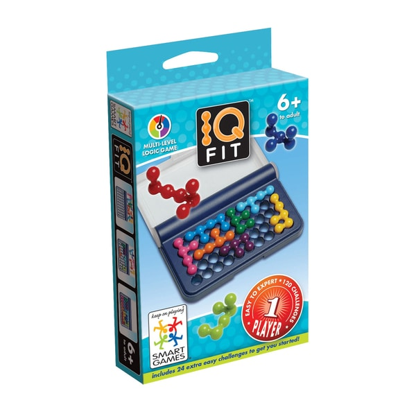 Smart Toys and Games IQ Fit Game