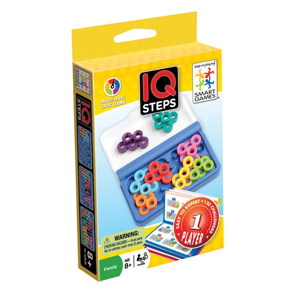 Smart Toys and Games IQ Steps Game
