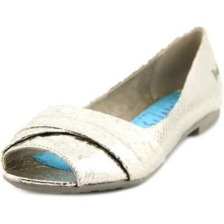 Blowfish Women's 'Rale' Silver Animal Print Casual Shoes