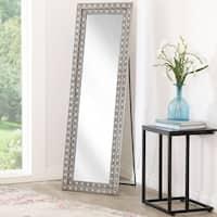 Abbyson Melania Floor Mirror