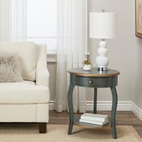 Abbyson Clarence Accent Table