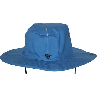 Bughat Trailblazer Mosquito Net Hat Blue L/XL Unisex Sun and Bug Protection Hat