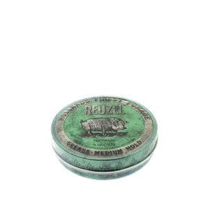 Reuzel Green Grease 4-ounce Medium Hold Pomade