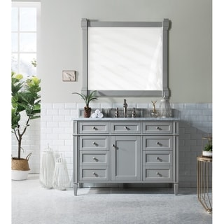 "Brittany 48"" Single Cabinet, Urban Gray"