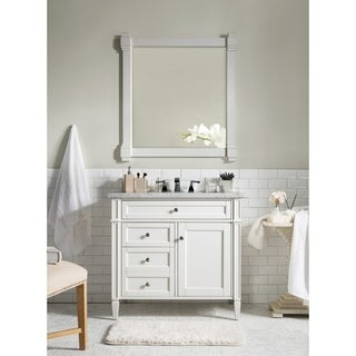 Cottage White Brittany 36-inch Single Cabinet