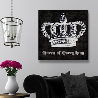 Oliver Gal 'Queen of Everything'  Canvas Art