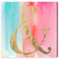 Oliver Gal 'And I Will'  Canvas Art