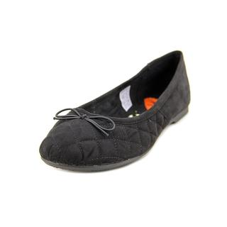 Rocket Dog Women's 'Trinidad' Black Textile Casual Shoes