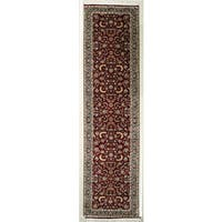 Hand Knotted Flat Weave Runner (3'6 x 11'9)