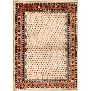 Persian Nomadic Woven Rug (3' 5 x 4'8)