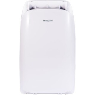 Honeywell White/ White HL14CHESWW HL Series 14,000 BTU Portable Air Conditioner with Heater - White/White
