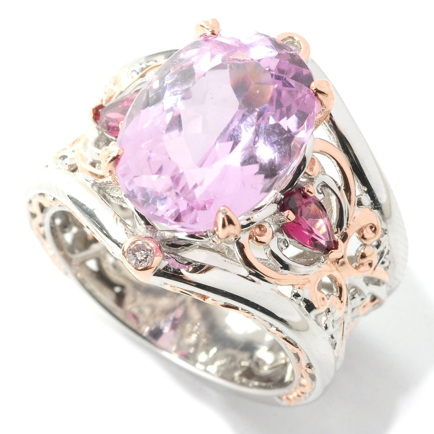Rhodolite Rings   Find Great Jewelry Deals Shopping at Overstock.com