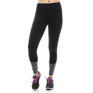 Lightweight Seamless Legging With Color Block On Both Side