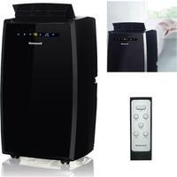 Honeywell Black MN10CESBB 10,000 BTU Portable Air Conditioner with Remote Control